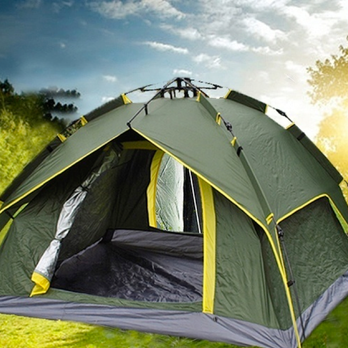 Tents background image